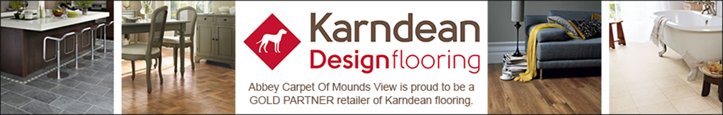 Abbey Carpet Of Mounds View is proud to be a GOLD PARTNER retailer of Karndean flooring.